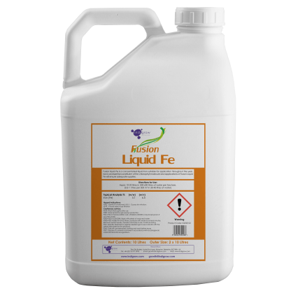 Indigrow Product Fusion Liquid Fe