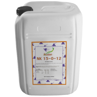 Indigrow Product Fusion NPK (Nitrogen, Phosphorus, Potassium) 15-0-12 10 Litres