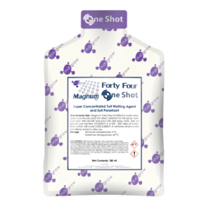 Indigrow Product Magnum Forty Four OneShot - Super Concentrated Turf Wetting Agent and Soil Penetrant