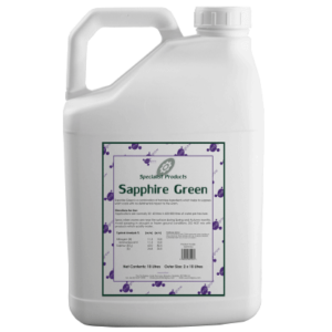 Indigrow Product Sapphire Green Worm Suppressant