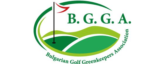 Bulgarian Gold Greenkeepers Association logo