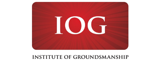 Institute of Groundsmanship logo