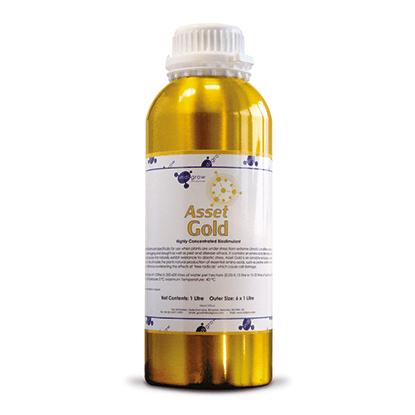 Indigrow Product - Asset Gold
