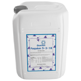 Indigrow Product Quantum Paspalum 5-3-1 liquid