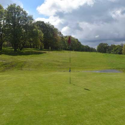 Crews Hills Golf Club Fairway
