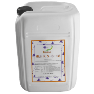 Indigrow Product Fusion High K 5-3-18 20l